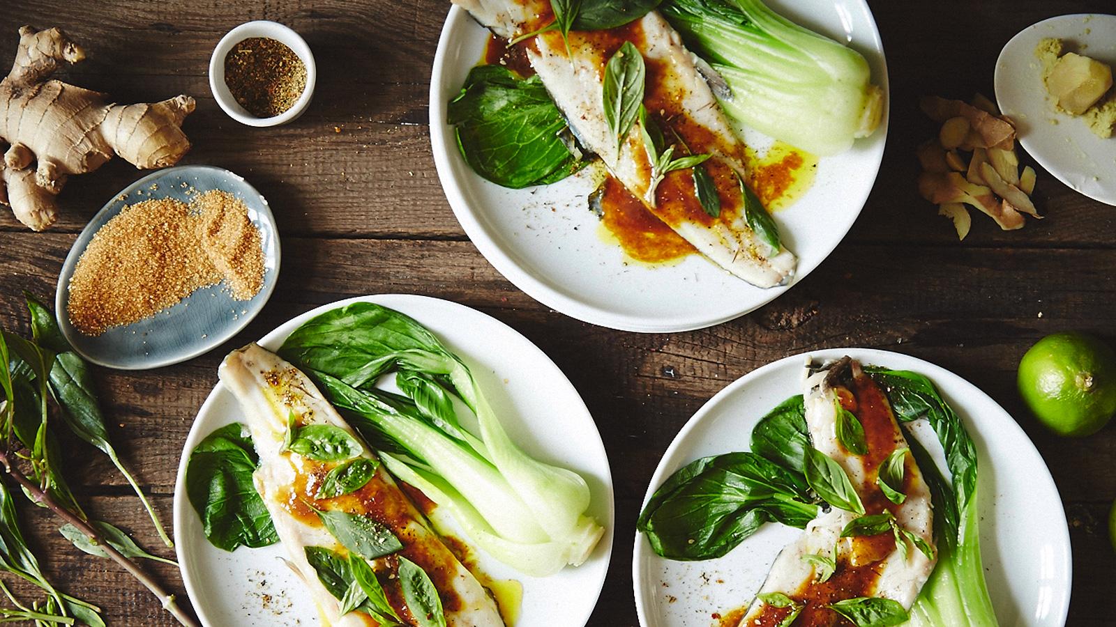 healthy steam recipes