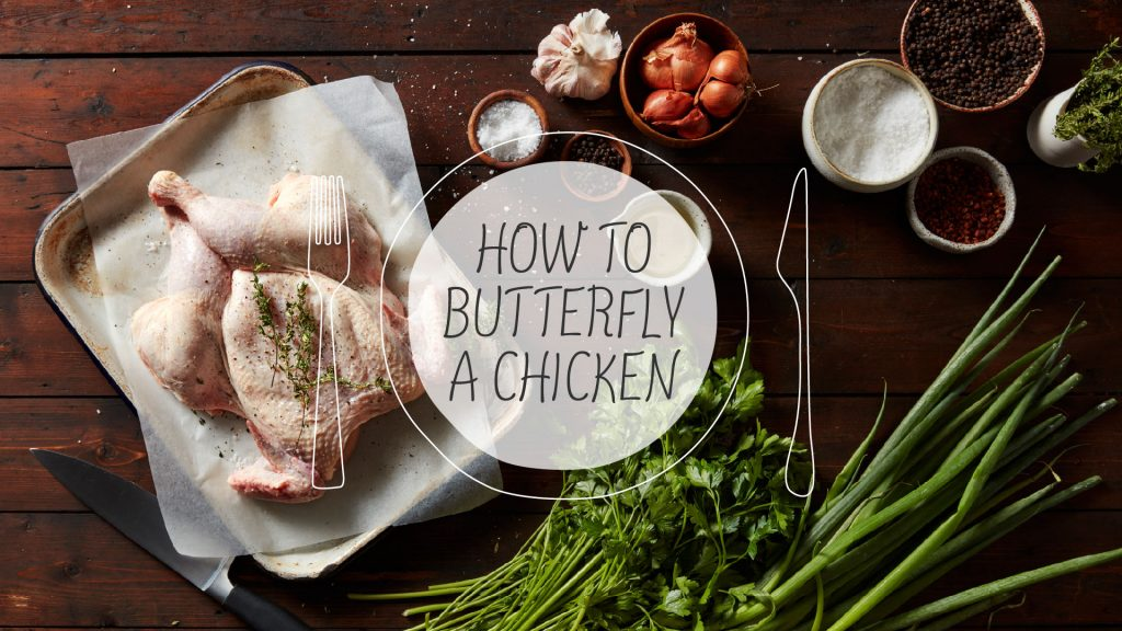 How To Butterfly A Chicken The Neff Kitchen