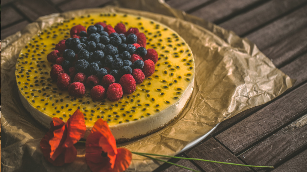 5 Ways To Decorate Your Cheesecake The Neff Kitchen