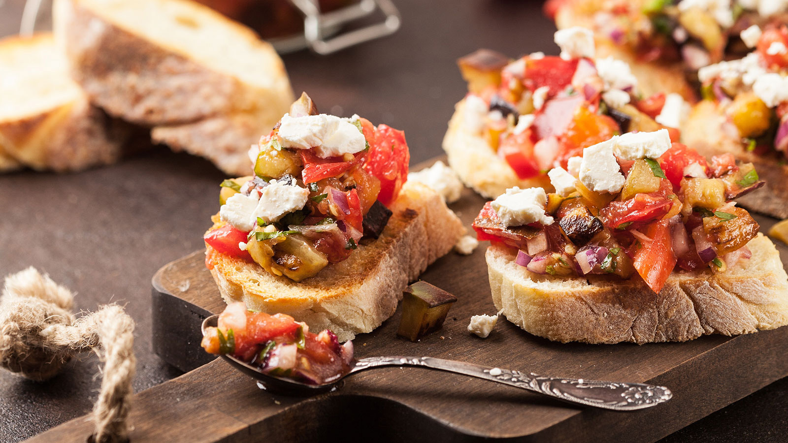 Tomato appetisers
