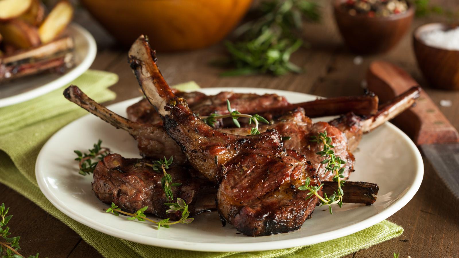 Quick lamb recipes