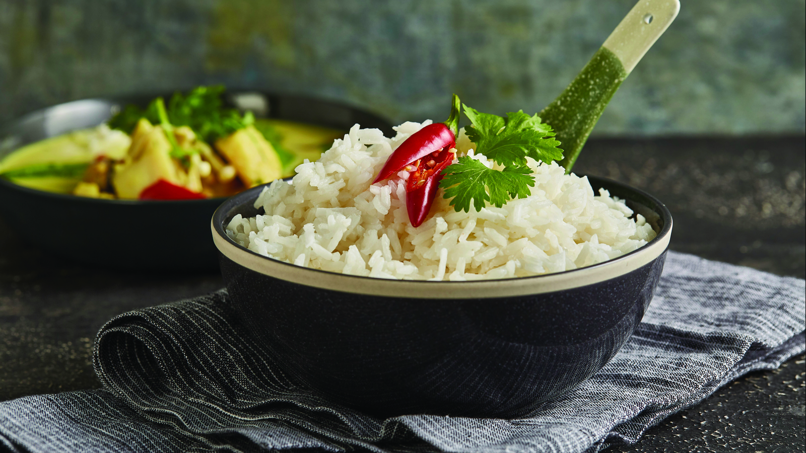 How to make coconut rice with your NEFF steam oven - The NEFF Kitchen