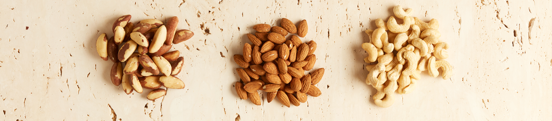 Our 5 favourite types of nut (and why you need them in your
