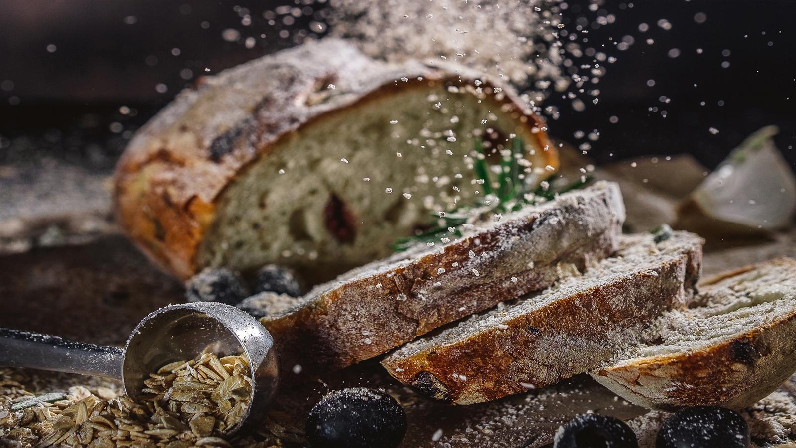 Baking with almond flour
