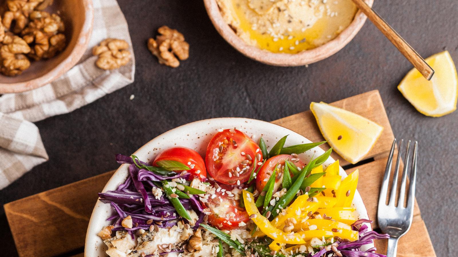 Salad dressing ideas