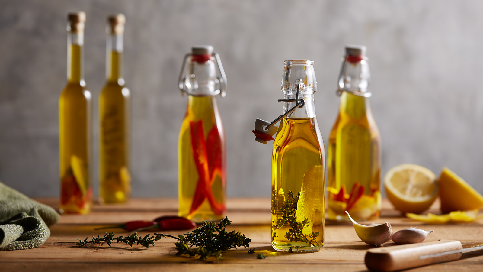 olive oil infusions