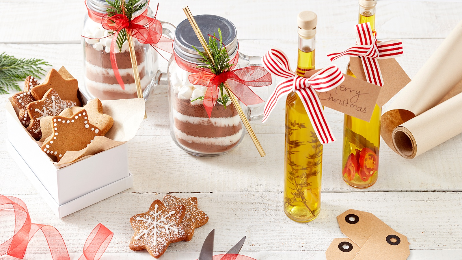 Edible Christmas gifts you can make at home - The NEFF Kitchen